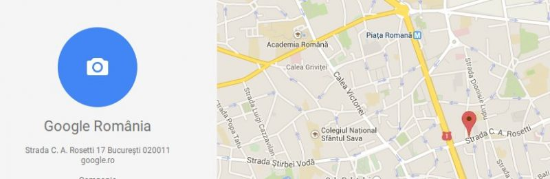 Google Romania isi are sediul intr-una din cladirile hidroizolate perfect de noi cu Radmyx